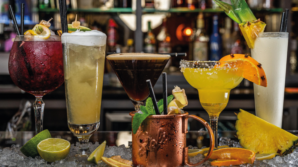 WE HAVE RECENTLY LAUNCHED A FANTASTIC NEW COCKTAIL MENU FULL OF 6 BRAND NEW SIGNATURE FLAVOURS!