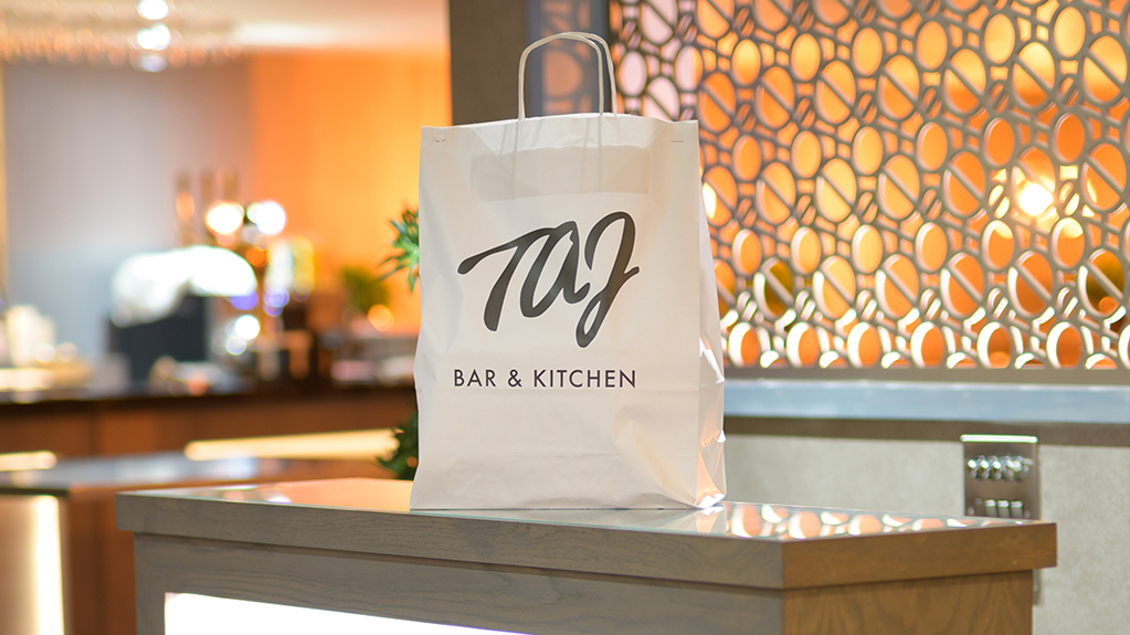 DELICIOUS DISHES FROM TAJ BAR & KITCHEN, AVAILABLE TO ENJOY AT HOME